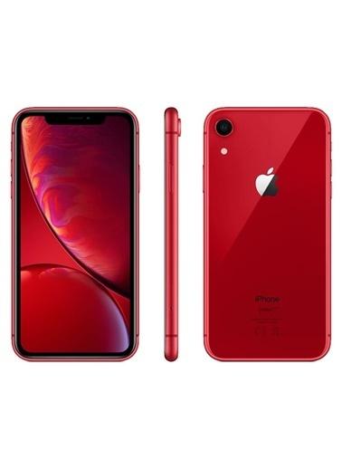 Apple Apple Iphone Xr Red 64Gb-Tur Mry62Tu/A Renkli